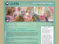 Juhla! Kinderevenementenbureau.