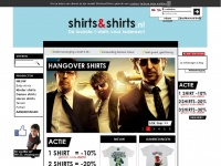 Shirtsenshirts.nl | The biggest collection women, men and child shirts online