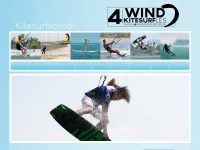 4windkitesurfles.nl - Kitesurfschool 4Wind | Kitesurfen in Castricum aan Zee