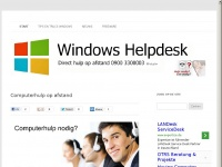 Computerhulp op afstand - Windows Helpdesk