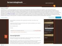 leraarsdagboek.wordpress.com