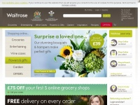 Waitrose.com - Waitrose - Online Grocery Shopping | Free Delivery | Recipes | Wine | Party Food