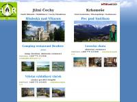 H-r.cz - H-R Camping  Bezdrev -  Hluboká nad Vltavou -  Pec pod Snezkou