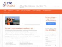 CFO Direct | De juiste slag voor cashflow en winst