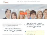 Home - 100% Talent vacatures Techniek, ICT, Operations, Sales