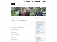 DE BREDE MOESTUIN | Ellen Mookhoek, eten uit de natuur