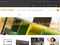 ohmannleather.com