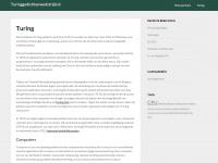 Turinggedichtenwedstrijd.nl - Home   Turing Gedichten Wedstrijd