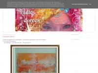 Bullesdorees.blogspot.com - Bulles dorées, le mixed media d'Anne (Art, Altération, ATC)
