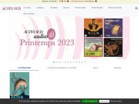 Actes-sud.fr - Actes Sud