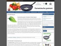 Keramische-koekenpan.nl - Keramische pannen.Je wilt nooit meer terug naar een Teflon pan