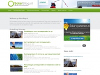 Up-to-date nieuws over zonnepanelen | SolarBlog.nl