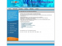 selectwebservices.be