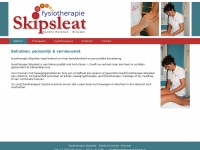 Fysiotherapie-skipsleat.nl - fysiotherapie Skipsleat - Fysiotherapie