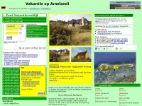 600+ Holiday stays on Ameland | Vacationhouse, apartment,  mobile home and hotel on Ameland