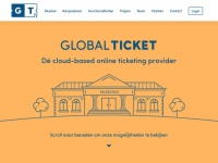 Global Ticket | Marktleider in online tickets voor musea
