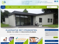 Fysiotherapiegcn.nl - Pluspraktijk met strijdkreten: move to cure en multidisciplinair - Fysiotherapie GCN
