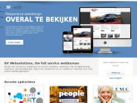 Full service webbureau - RV Websolutions